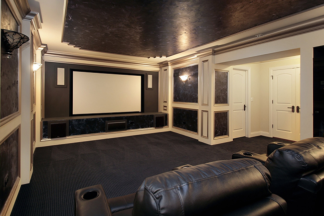 Harford Co Home Theater Installation, Baltimore Sound Systems